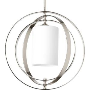 Equinox - One Light Medium Foyer Lantern