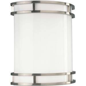 LED Sconce - Wall Sconces Light - 1 Light in Modern style - 9.5 Inches wide by 10.63 Inches high