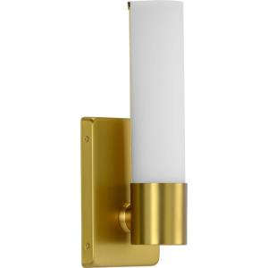 Blanco LED - Wall Brackets Light - 1 Light - Cylinder Shade in Modern style - 4.75 Inches wide by 11.75 Inches high