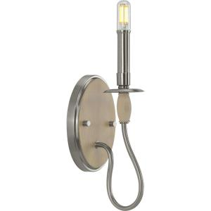 Durrell - Wall Brackets Light - 1 Light in Coastal style - 4.5 Inches wide by 12 Inches high