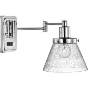 Hinton - 8 Inch 1 Light Wall Bracket