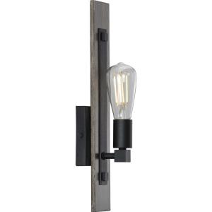 Hemsworth - 16.75 Inch Height - Wall Brackets Light - 1 Light - Line Voltage - Damp Rated