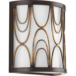 Cirrine - 8 Inch Height - Wall Sconces Light - 1 Light - Line Voltage - Damp Rated
