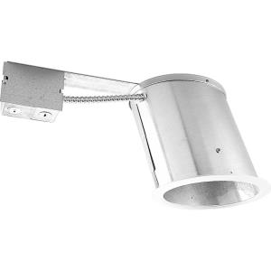 Recessed Housing - 19 Inch Width - 1 Light - Line Voltage - Damp Rated