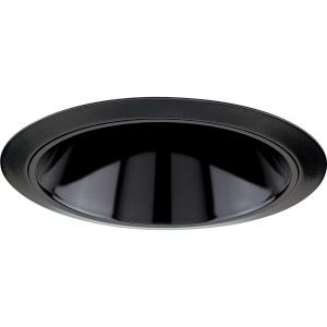 Recessed Trim - 7.75 Inch Width - Line Voltage - Damp Rated