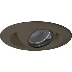 Accessory - 4 Inch Low Voltage Eyeball Trim