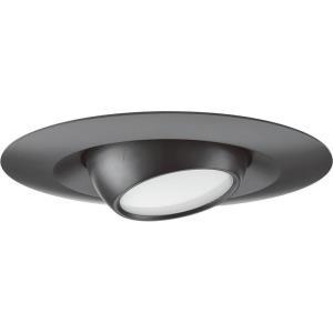 6.54 Inch 10.5W 1 LED Eyeball Trim