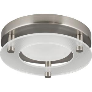LED Flush Mount - Close-to-Ceiling Light - 1 Light in Modern style - 5.5 Inches wide by 1.5 Inches high