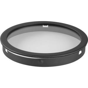 Aluminum Cylinder Accessories - 0.8125 Inch Height - Outdoor Light