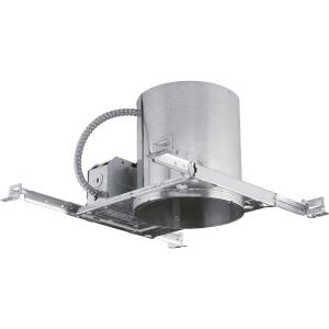 Recessed Housing - 10.75 Inch Width - Line Voltage - Damp Rated