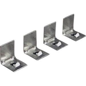 """Accessory - 2"""" Plaster Frame Clip (Pack of 4)"""