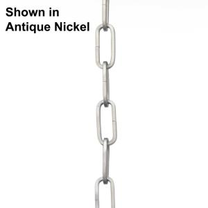 Accessory - Square Profile - 48 Inch 9-Gauge Chain