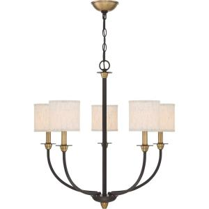 Audley - 5 Light Chandelier