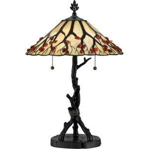 Agate Portable - 2 Light Table Lamp