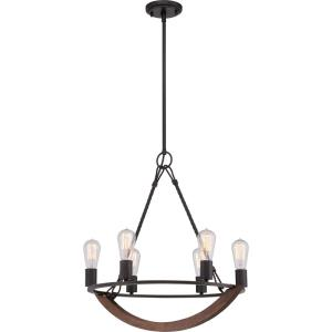 Anchor - 6 Light Chandelier