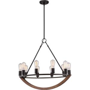 Anchor - 10 Light Chandelier