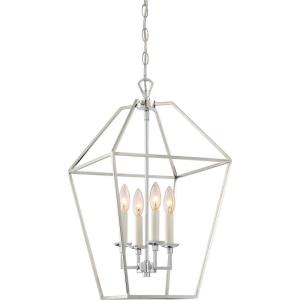 Aviary - 4 Light Extra Large Cage Chandelier