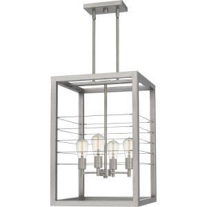 Awendaw - 4 Light Foyer - 24.25 Inches high