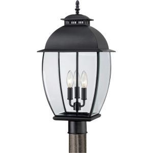 Bain - 3 Light Post