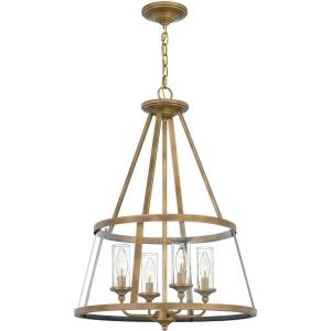 Barlow - 4 Light Pendant