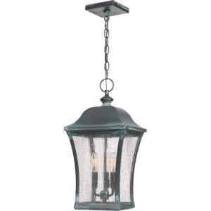 Bardstown - 3 Light Outdoor Hanging Lantern - 20.5 Inches high