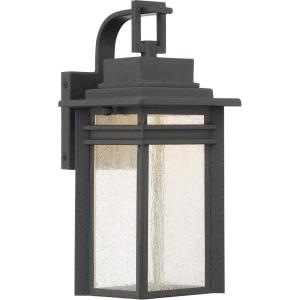 Beacon - 12.75 Inch 14W 1 LED Small Outdoor Hanging Lantern