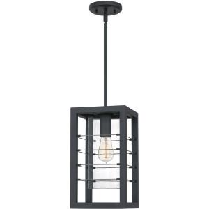 Bimini - 1 Light Large Outdoor Hanging Lantern in Transitional style - 8 Inches wide by 15.5 Inches high