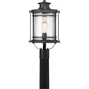 Booker - 1 Light 150W Large Outdoor Post Lantern