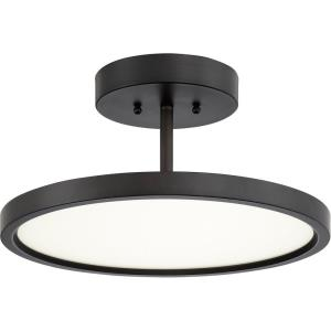 Beltway - 15 Inch 30W 1 LED Semi-Flush Mount