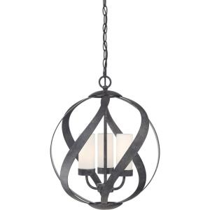 Blacksmith - 3 Light Pendant