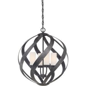 Blacksmith - 4 Light Pendant
