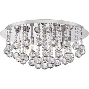 Bordeaux - 5 Light Flush Mount