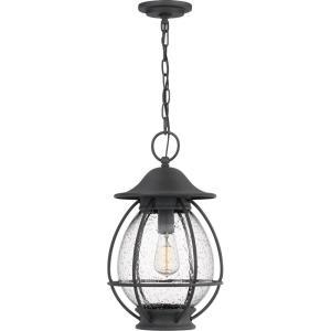 Boston - 1 Light Outdoor Hanging Lantern - 17.75 Inches high