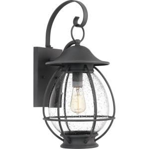 Boston 21.5 Inch Outdoor Wall Lantern Transitional - 21.5 Inches high
