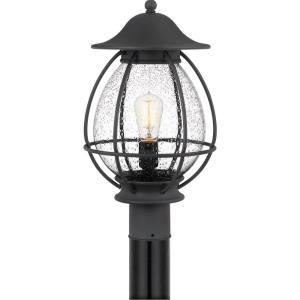 Boston - 1 Light Outdoor Post Lantern - 18.75 Inches high