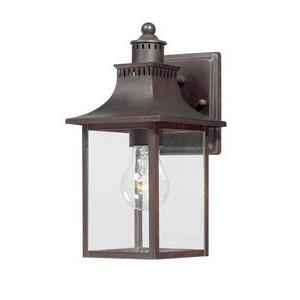 Chancellor 11.5 Inch Outdoor Wall Lantern Transitional