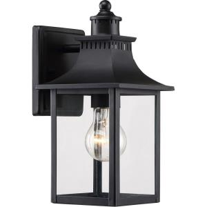 Chancellor 11.25 Inch Outdoor Wall Lantern Traditional Steel