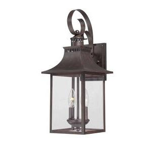 Chancellor 19 Inch Outdoor Wall Lantern Transitional