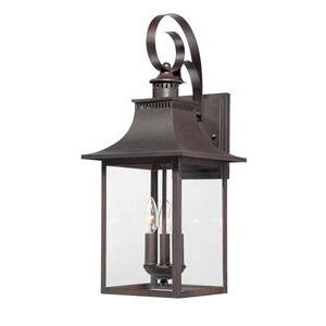 Chancellor 23.5 Inch Outdoor Wall Lantern Transitional