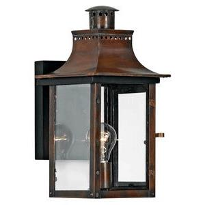 Chalmers - 1 Light Wall Lantern