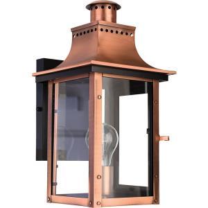Chalmers - 1 Light Wall Lantern