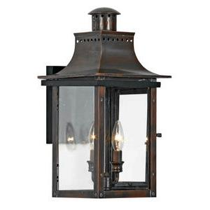Chalmers - 2 Light Wall Lantern