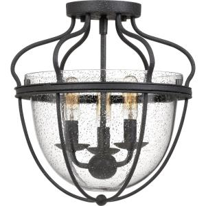 Colony - 3 Light Semi-Flush Mount