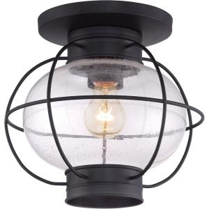 Cooper - 1 Light Outdoor Flush Mount
