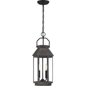 Campbell - 2 Light Outdoor Hanging Lantern