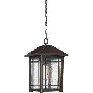 Cedar Point - 1 Light Outdoor Hanging Lantern - 16 Inches high