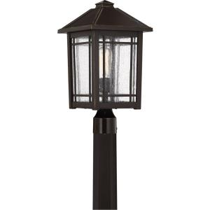 Cedar Point - 1 Light Outdoor Post Lantern - 18 Inches high