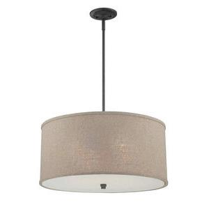 Cloverdale - 4 Light Large Pendant