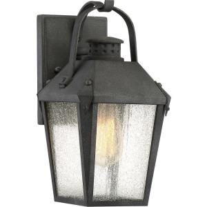Carriage - 100W 1 Light Outdoor Small Wall Lantern