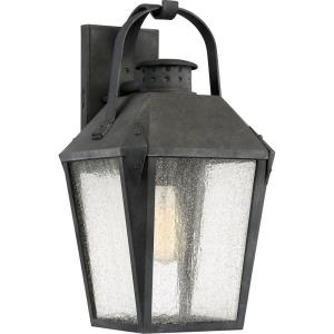 Carriage - 150W 1 Light Outdoor Large Wall Lantern - 19 Inches high